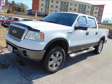 2007 Ford F-150 for sale in Florence, AL
