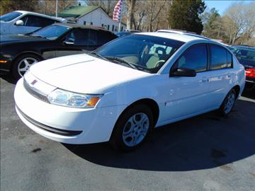 2003 Saturn Ion for sale in Florence, AL