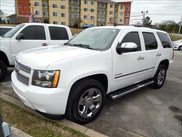 2011 Chevrolet Tahoe for sale in Florence, AL