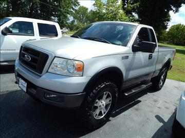2005 Ford F-150 for sale in Florence, AL