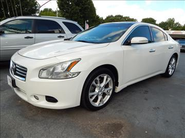 2012 Nissan Maxima for sale in Florence, AL