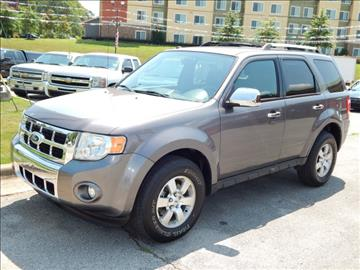 2010 Ford Escape for sale in Florence, AL
