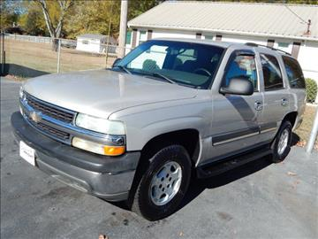 2004 Chevrolet Tahoe for sale in Florence, AL