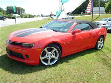 2015 Chevrolet Camaro for sale in Florence, AL