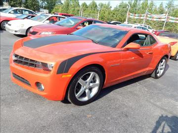 2011 Chevrolet Camaro for sale in Florence, AL