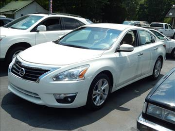 2014 Nissan Altima for sale in Florence, AL