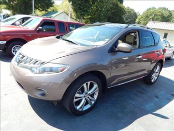 2010 Nissan Murano for sale in Florence, AL