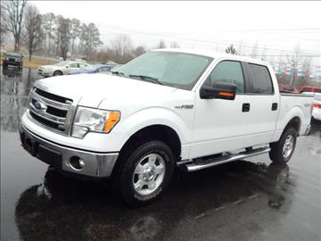 2013 Ford F-150 for sale in Florence, AL