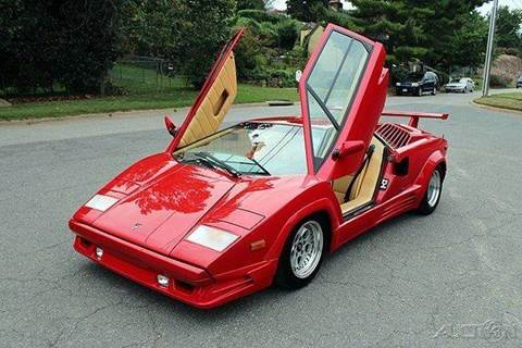 1989 Lamborghini Countach for sale in Phoenix, AZ