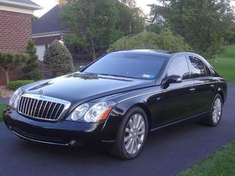 2008 Maybach 57 for sale in Phoenix, AZ