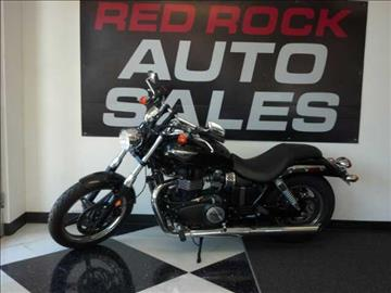 2012 Triumph Speedmaster for sale in Saint George, UT