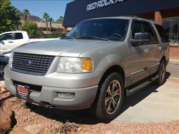 2003 Ford Expedition for sale in Saint George, UT