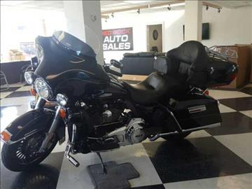 2012 Harley-Davidson Touring for sale in Saint George, UT