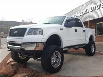 2006 Ford F-150 for sale in Saint George, UT