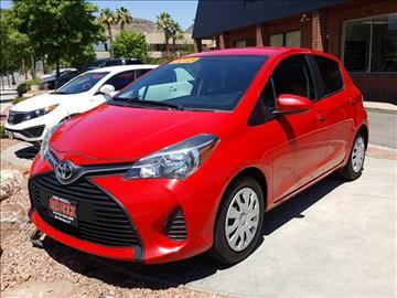 2015 Toyota Yaris for sale in Saint George, UT