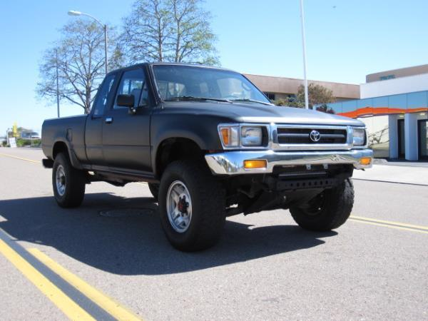 Auto Sales De Queen Ar: Used Toyota Pickup For Sale