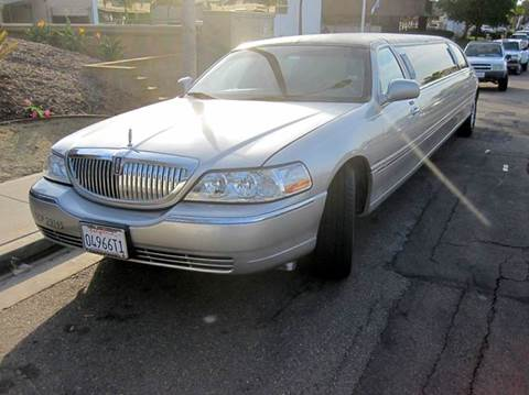 2006 Lincoln Town Car for sale in San Diego, CA