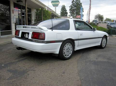 1988 Toyota Supra for sale in San Diego, CA