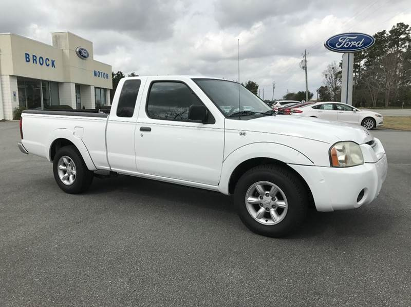 2003 nissan frontier 2dr king cab xe rwd sb in trenton nc