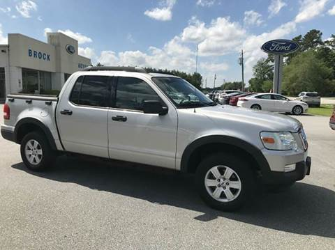 2008 Ford Explorer Sport Trac for sale in Trenton NC