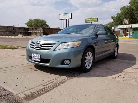 2010 Toyota Camry for sale in Laramie, WY