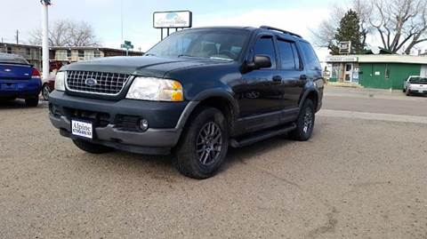 2003 Ford Explorer for sale in Laramie, WY