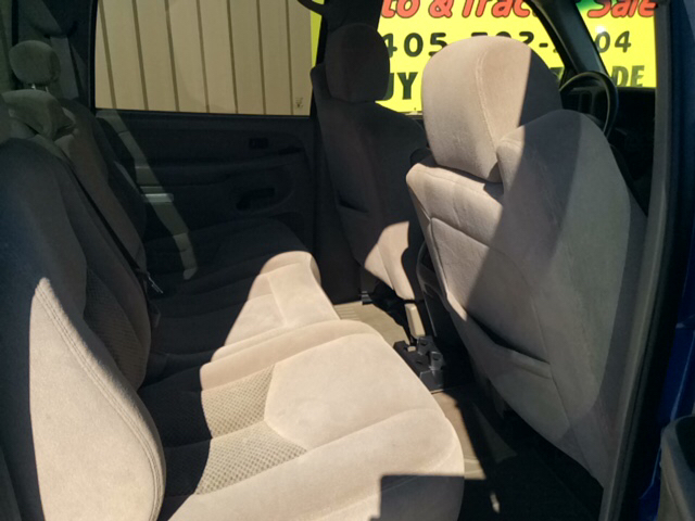 2003 Chevrolet Silverado 3500 LS 4dr Crew Cab Rwd LB DRW - Blanchard OK