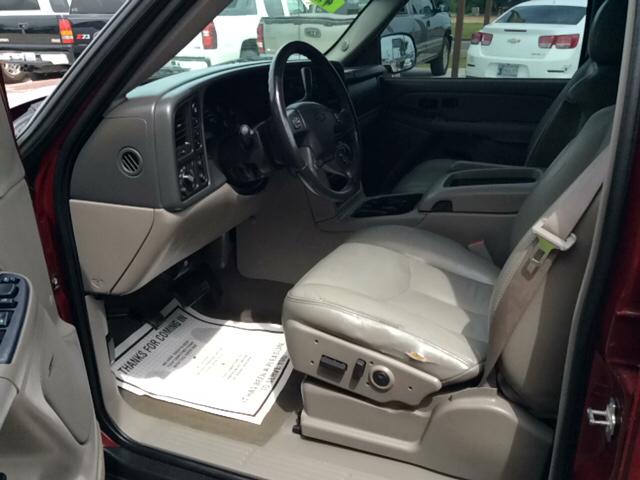 2005 Chevrolet Avalanche 4dr 1500 LT 4WD Crew Cab SB - Blanchard OK