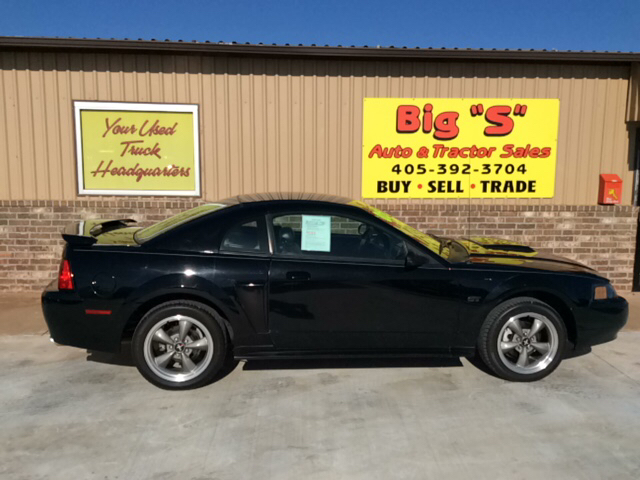 2002 Ford Mustang GT Deluxe 2dr Coupe - Blanchard OK