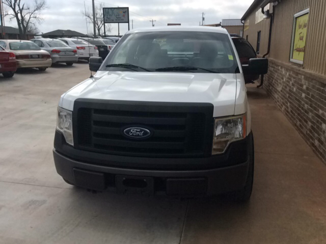 2009 Ford F-150 4x2 XL 4dr SuperCab Styleside 6.5 ft. SB - Blanchard OK