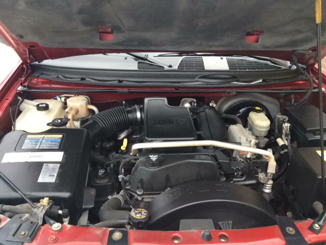 2003 Chevrolet TrailBlazer EXT LT 4WD 4dr SUV - Blanchard OK