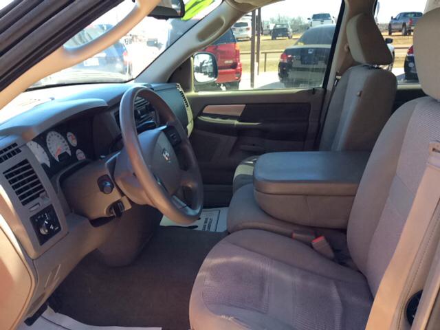 2007 Dodge Ram Pickup 1500 SLT 4dr Quad Cab SB - Blanchard OK