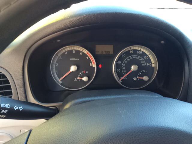 2008 Hyundai Accent GLS 4dr Sedan - Blanchard OK