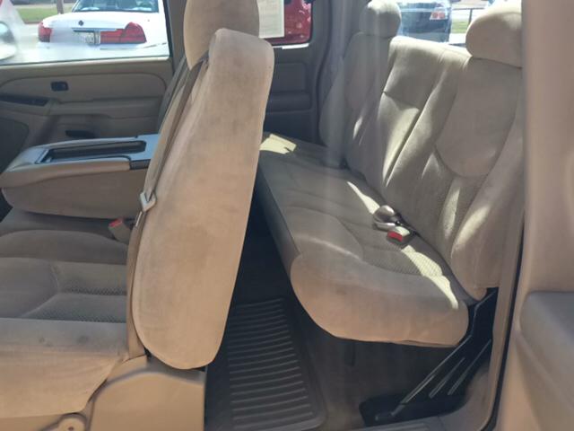2004 Chevrolet Silverado 1500 4dr Extended Cab LS Rwd SB - Blanchard OK