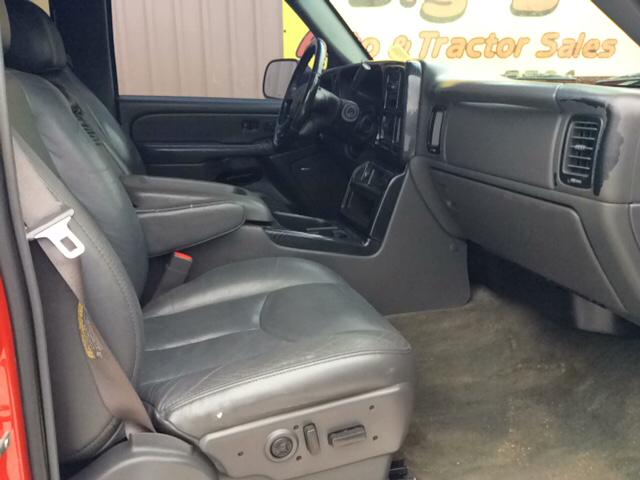 2005 Chevrolet Silverado 2500HD 4dr Crew Cab LT 4WD SB - Blanchard OK