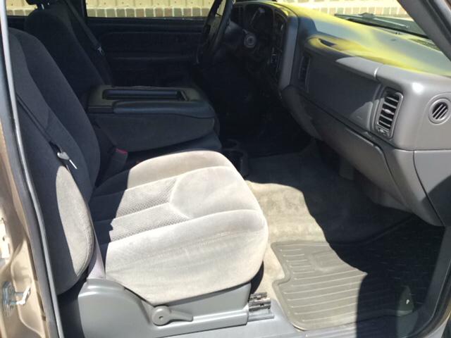 2007 Chevrolet Silverado 1500 Classic LS2 4dr Crew Cab 5.8 ft. SB - Blanchard OK