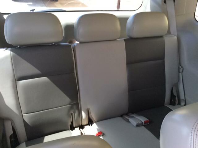 2008 Chrysler Aspen 4x2 Limited 4dr SUV - Blanchard OK