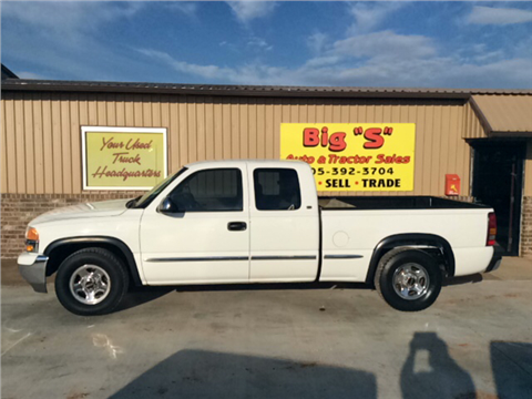 1999 GMC Sierra 1500 for sale in Blanchard, OK