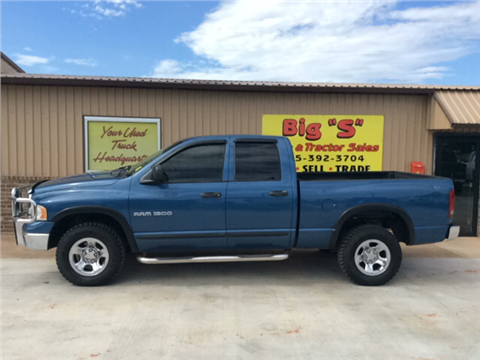 2005 Dodge Ram Pickup 1500 for sale in Blanchard, OK