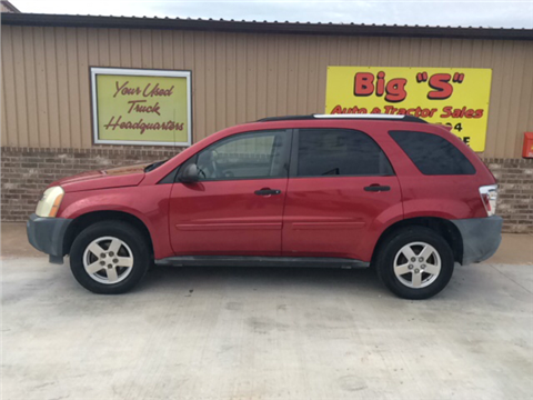 2005 Chevrolet Equinox for sale in Blanchard, OK