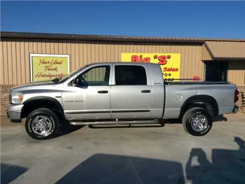 2007 Dodge Ram Pickup 1500 for sale in Blanchard, OK