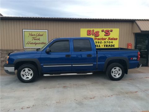 2004 Chevrolet Silverado 1500 for sale in Blanchard, OK