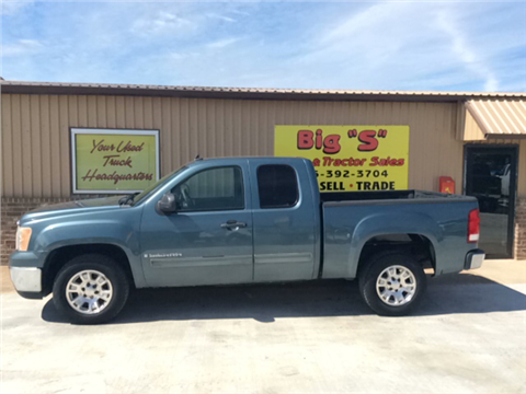 2008 GMC Sierra 1500 for sale in Blanchard, OK