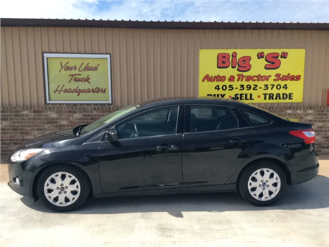 2012 Ford Focus for sale in Blanchard, OK