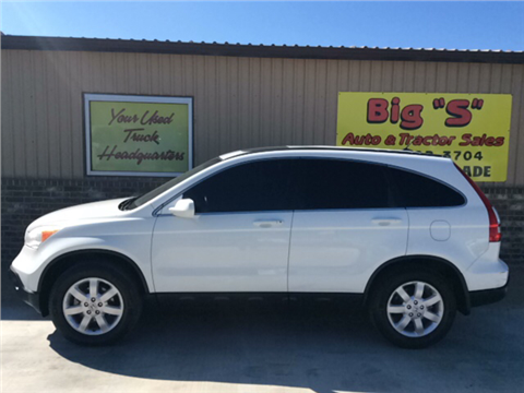 2007 Honda CR-V for sale in Blanchard, OK