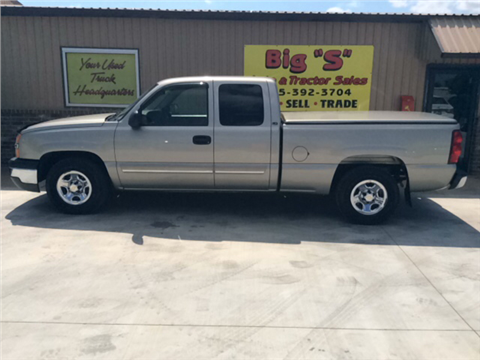 2003 Chevrolet Silverado 1500 for sale in Blanchard, OK