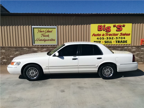 2000 Mercury Grand Marquis for sale in Blanchard, OK