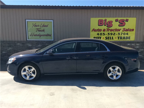 2010 Chevrolet Malibu for sale in Blanchard, OK