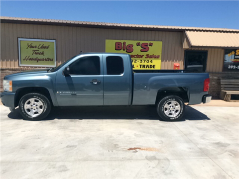 2007 Chevrolet Silverado 1500 for sale in Blanchard, OK
