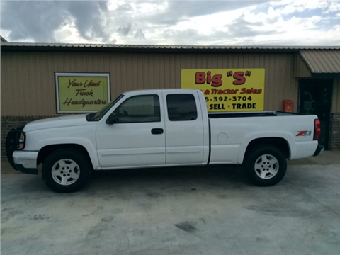 2006 Chevrolet Silverado 1500 for sale in Blanchard, OK